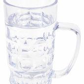 German beer glass — Stock Photo