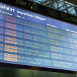 Timetable — Stock Photo #30181799