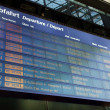 Timetable — Stock Photo #30182731