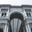 GalleriVittorio Emanuele II, Milan — Stock Photo #30183325