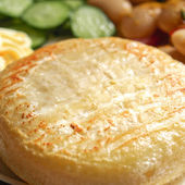Foto de queso — Foto de Stock