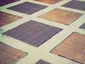Grids picture — Stock Photo
