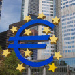EuropeCentral Bank in Frankfurt — Stock Photo #30227931