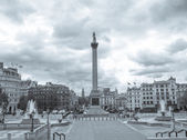 Trafalgar Square, London — Stock Photo