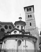 Santa maria a satiro církve, milan — Stock fotografie