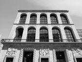 Arengario, Milaan — Stockfoto