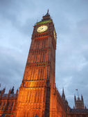 Big Ben — Stockfoto