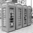 London telephone box — Stock Photo #30321999