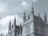 议会上下院 — 图库照片