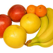 Früchte-bild — Stockfoto