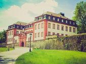 美因茨的复古外观城堡 — 图库照片
