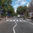 Abbey Road London UK — Foto de Stock