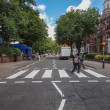 Abbey Road London UK — Stockfoto