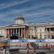 Stock Photo: Trafalgar Square