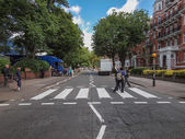 Abbey Road London UK — Stock Photo