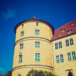 Retro look Altes Schloss (Old Castle), Stuttgart — Stock Photo #31672907
