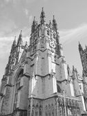 Catedral de canterbury — Foto de Stock