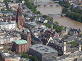 Frankfurt am main — Stok fotoğraf