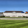 Stock Photo: Schloss Bellevue, Berlin