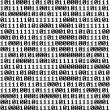 Numeric binary sequence — Stock Photo