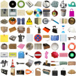 Many objects isolated — Stock Photo #32514601