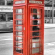 London telephone box — Stock Photo #32515677