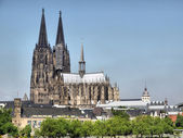 Koeln Cathedral — Stockfoto