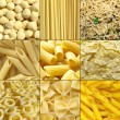 Pasta collage — Stock Photo #32615545