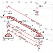Stock Photo: Structural drawing