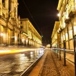 Via Po, Turin — Stock Photo #32617323