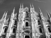 Duomo, Milan — Foto de Stock