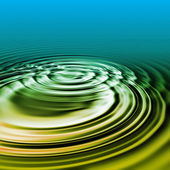 Rippled water waves — Stock Photo