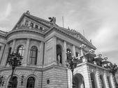Alte Oper in Frankfurt — Stockfoto