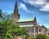 Cattedrale di Glasgow - hdr — Foto Stock