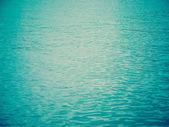 Retro vzhled vody pozadí — Stock fotografie