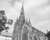 St Martin Church, Birmingham — Stock Photo