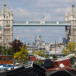Tower Bridge, London — Stock Photo