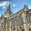 Stock Photo: Glasgow cathedral - HDR