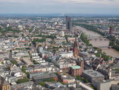 Frankfurt nad mohanem — Stock fotografie