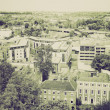Постер, плакат: Vintage sepia City of Coventry