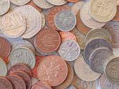 British pound coin — Foto de Stock