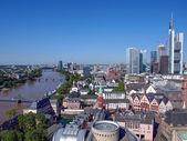 Frankfurt am Main Germany — Photo