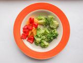 Alimentation végétale — Photo