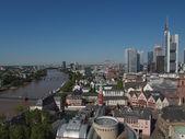 Frankfurt am Main, German — Stock Photo