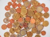 Dinheiro euros — Foto Stock