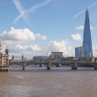 River Thames in London — Foto Stock