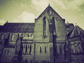 Barony sepia starodawny parafii glasgow — Zdjęcie stockowe