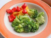 Alimentos vegetais — Foto Stock