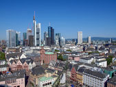 Frankfurt am Main Germany — 图库照片