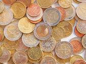 Euro coin — Foto Stock